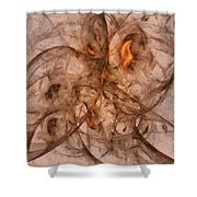 Atonements Unveiled  Id 16099-080207-51910 Shower Curtain