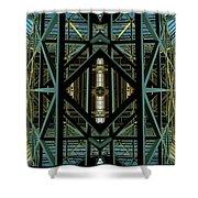 Atrium Shower Curtain