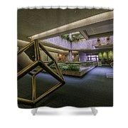 Atrium - Syracuse Ny Shower Curtain