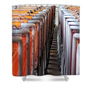 Attention Shoppers...lol Shower Curtain