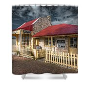 Attic House Shower Curtain