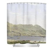Attributed To Thomas Ender Shower Curtain