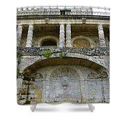 Au Vieux Chateau De Vayres Shower Curtain