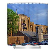Auburn State Prison Shower Curtain
