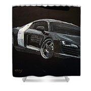 Audi Le Mans Shower Curtain