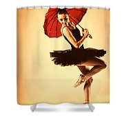 Audrey Would Shower Curtain