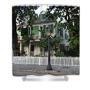Audubon House Key West Shower Curtain