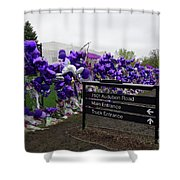 Audubon Road Shower Curtain