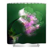 Auric Light Shower Curtain