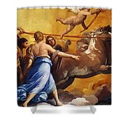 Aurora 1614 Shower Curtain
