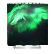 Aurora Angel Shower Curtain