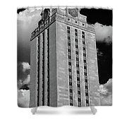 Austin, Texas Shower Curtain
