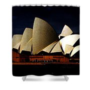 Australia 101 Shower Curtain