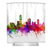 Australia Australia Cityscape 02 Shower Curtain