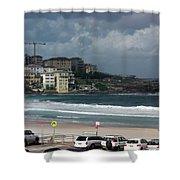Australia - North Bondi Beach Shower Curtain