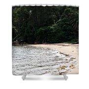 Australia - Hideout On Palm Beach Shower Curtain