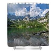Austria Seebensee Shower Curtain