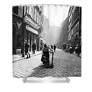 Austria: Vienna, 1916 Shower Curtain by Granger