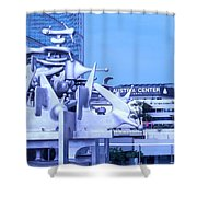 Austrian Sculpture Shower Curtain