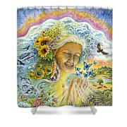Great Mother Shower Curtain