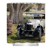 Auto: Morris-cowley 1924 Shower Curtain