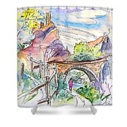 Autol In La Rioja Spain 02 Shower Curtain