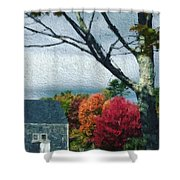 Autumn 1010 Shower Curtain