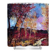 Autumn 760808 Shower Curtain