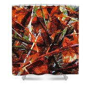 Autumn Allegretto Shower Curtain