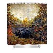 Autumn Ambiance Shower Curtain