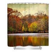 Autumn Arises 2 Shower Curtain