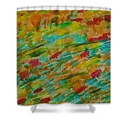 Autumn Bath Towels Shower Curtain