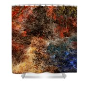 Autumn Beauty Shower Curtain