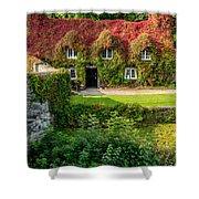 Autumn Brilliance Shower Curtain