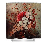 Autumn Bunch Shower Curtain