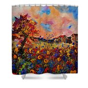 Autumn Colors  Shower Curtain