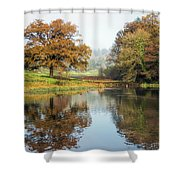 Autumn Colours - Somerset Shower Curtain