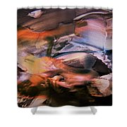 Autumn Fades Shower Curtain