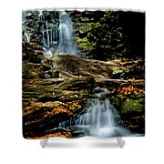 Autumn Falls - 2885 Shower Curtain