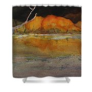 Autumn Hills Shower Curtain