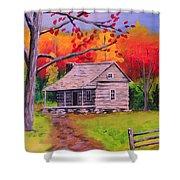 Autumn Home Shower Curtain