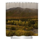 Autumn In August Brooks Range Alaska Shower Curtain