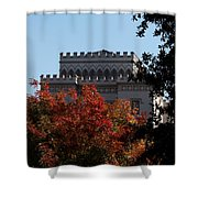 Autumn In Baton Rouge Shower Curtain