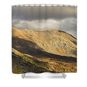 Autumn In French Alps - 5 Shower Curtain