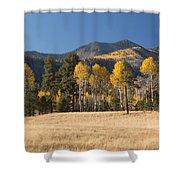 Autumn In Lockett Meadow Shower Curtain