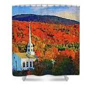 Autumn In New England - 04 Shower Curtain