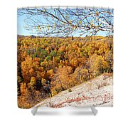 Autumn In Riding Mtn National Park Shower Curtain