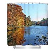Autumn Magic Shower Curtain
