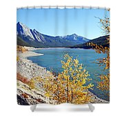 Autumn Medicine Shower Curtain