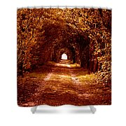 Autumn Of Life Shower Curtain